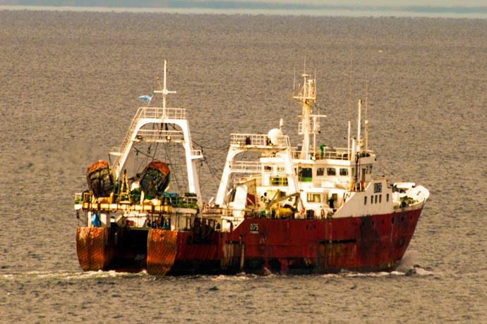Revista Puerto - Prorrogaron los permisos de pesca en Chubut