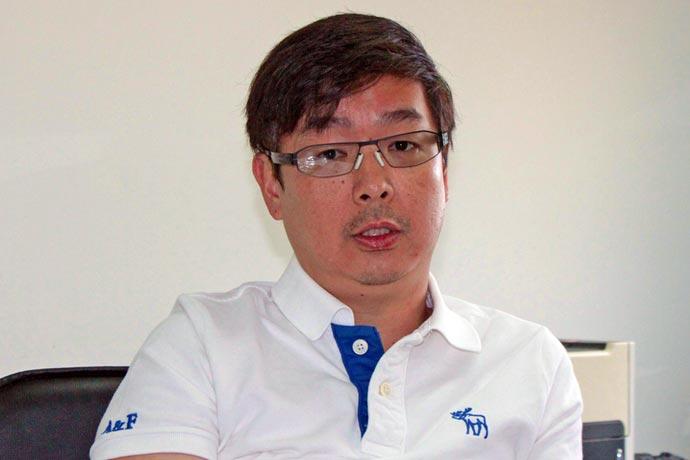Mou Yu Shon, presidente de Red Chambers Argentina.