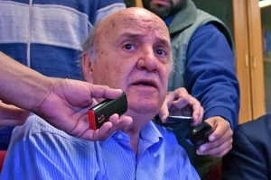 Osvaldo Sala, interventor del puerto madrynense.