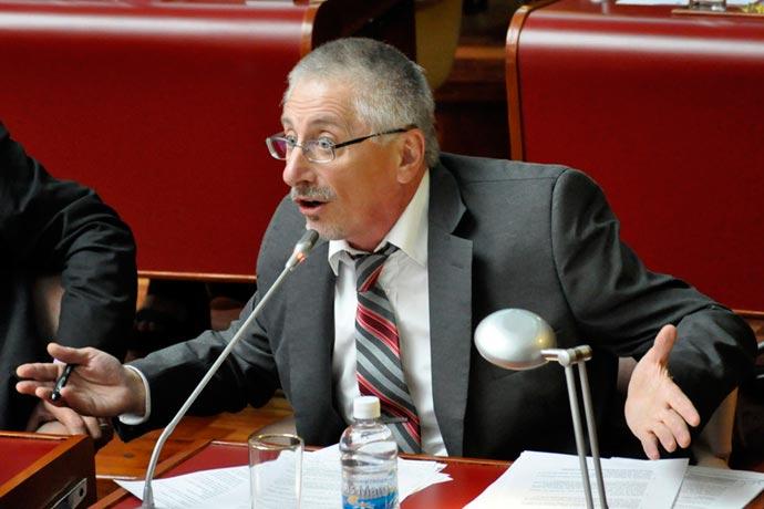 INDEX  Jerónimo García fue denunciante en la causa por los barcos de Alpesca.
