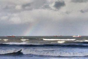 Revista Puerto - Alerta de temporal en Mar del Plata 00