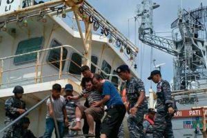 Revista Puerto - Atraparon al Hua Li 8 en aguas de Indonesia 00