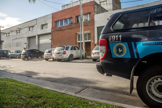 Revista Puerto - Allanamiento en Leter Alimentos 00