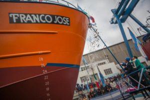 Revista Puerto - Botadura del Franco Jose 00