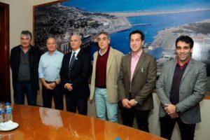 Revista Puerto - Encuentro del Consorcio Portuario Regional