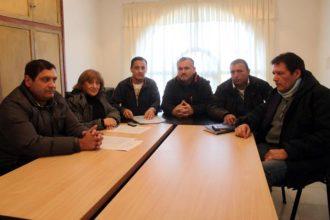 Delegados de la intervención del SOMU.