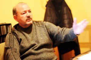Jorge Alonso, interventor en el SOMU por el Ministerio de Trabajo.