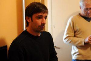 Santiago Viola, interventor en el SOMU por la Justicia.