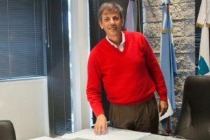 Martín Merlini, presidente del Consorcio Regional Portuario.