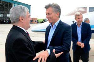 Revista Puerto - Das Neves con Macri