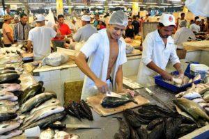 Mercado brasileño.