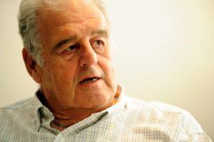 Nobleza obliga: Fortunato pone en claro que sigue siendo el principal y mejor lobbysta de la industria pesquera.