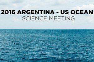 Revista Puerto - Encuentro Ciencias Oceanicas USA Argentina 00