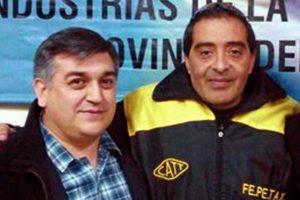 Luis Núñez y Gustavo Hernández.