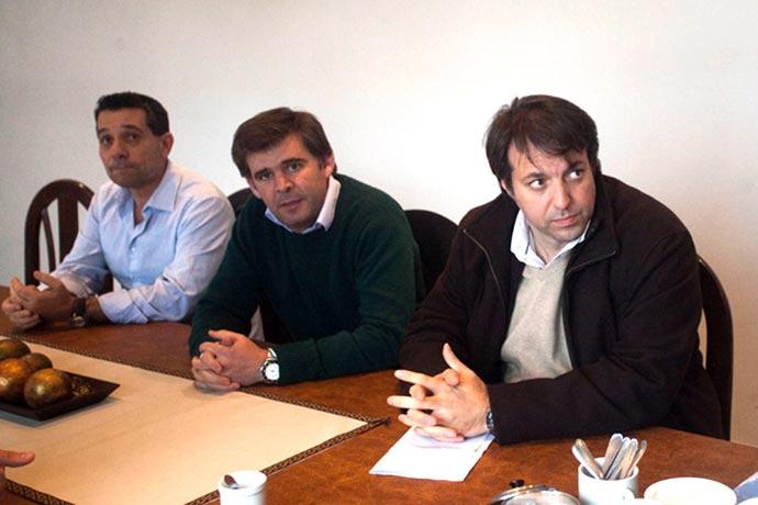 La transición y el proyecto pesquero nacional (Cesar Lerena)