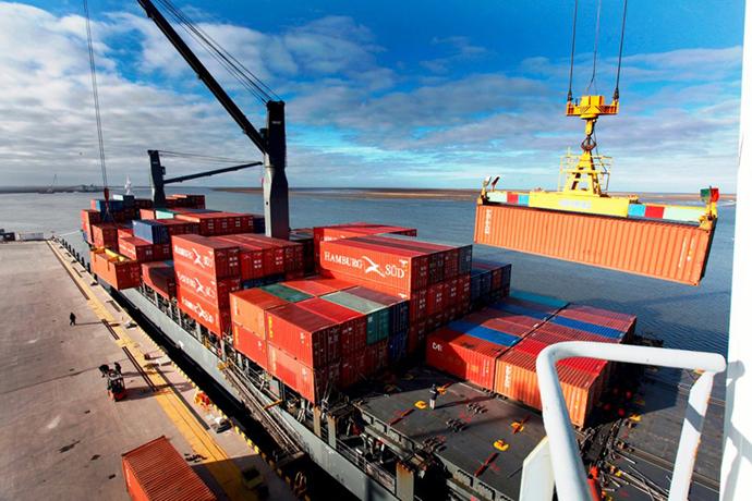 Revista Puerto - Exportaciones