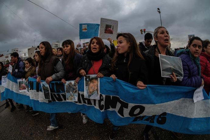Revista Puerto - Marcha por el Repunte