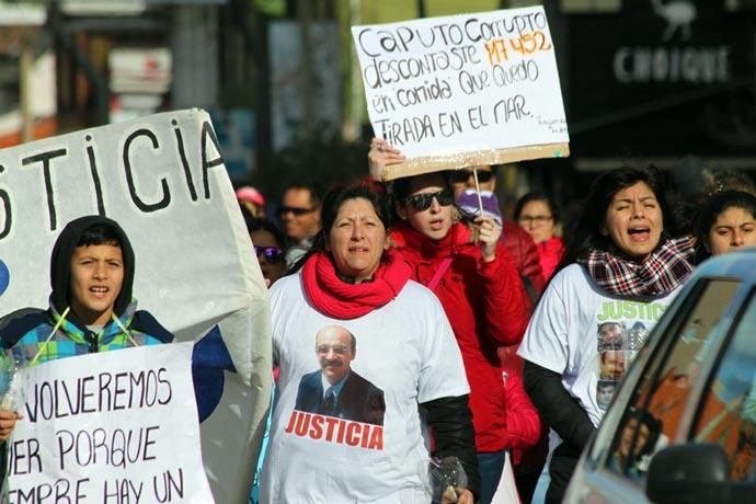 Revista Puerto - Marcha Repunte Madryn