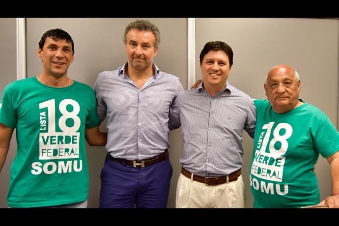 Revista Puerto - Raul Durdos gana elecciones del SOMU 01