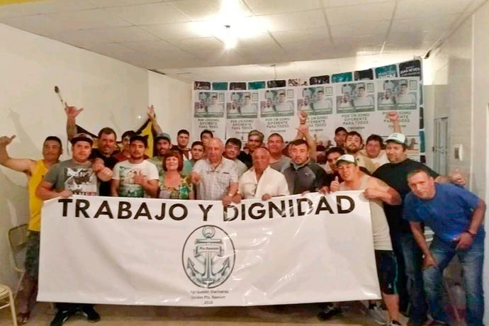 Revista Puerto - Raul Durdos gana elecciones del SOMU 03
