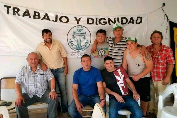 Revista Puerto - Raul Durdos gana elecciones del SOMU 05