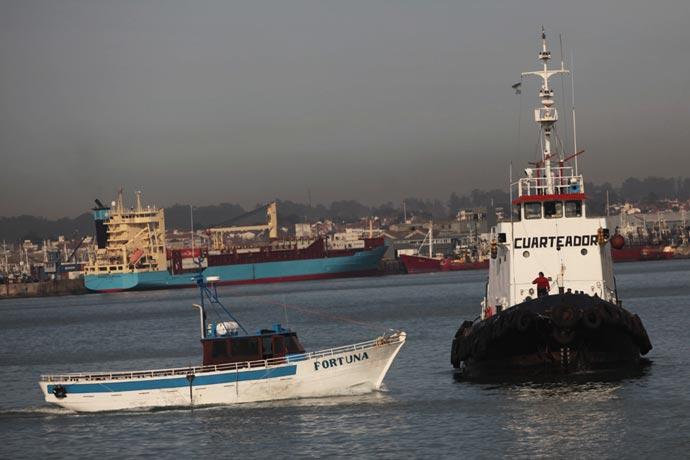 Revista Puerto - Consorcio Portuario 01