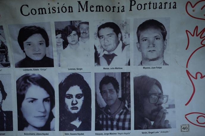 Revista Puerto - Acto por la Memoria en el Puerto 03