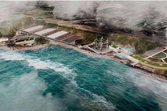 Revista Puerto - Futuro Centro de Maricultura del INIDEP