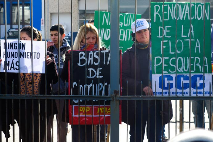 Revista Puerto - Diputados de la Comision de Intereses Maritimos en Mar del Plata 07