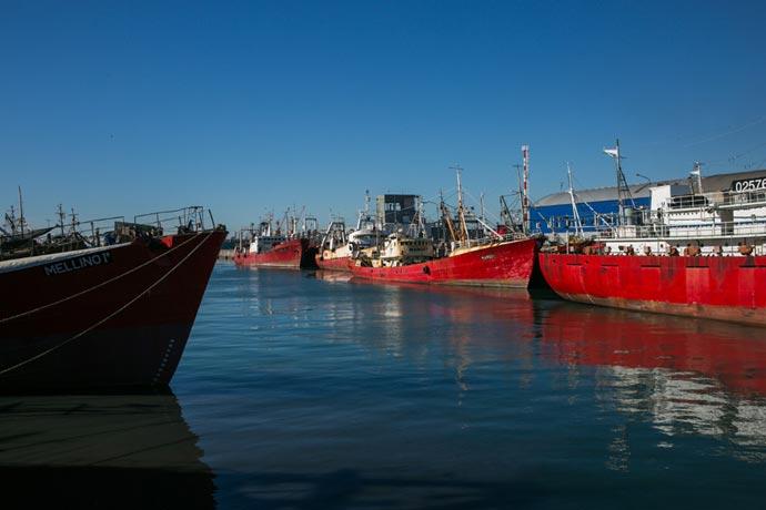 Revista Puerto - El paro en el puerto marplatense 03