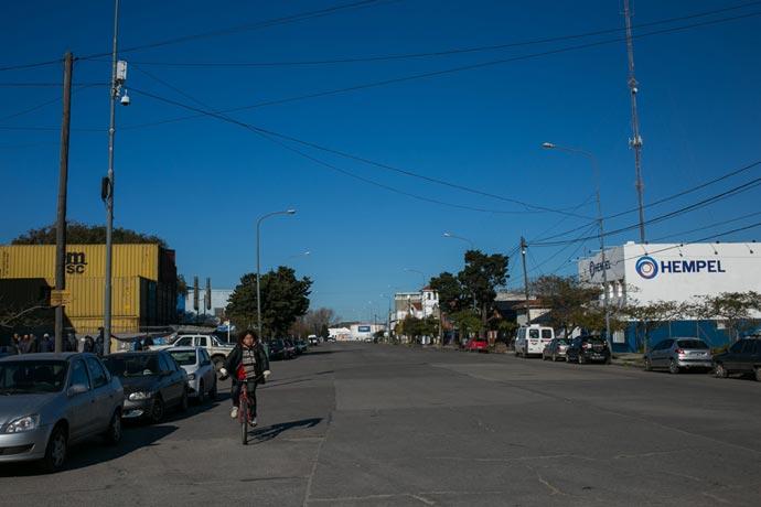 Revista Puerto - El paro en el puerto marplatense 05