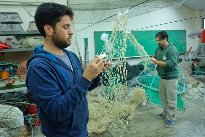 Revista Puerto - Escuela Nacional de Pesca - Rederos 05
