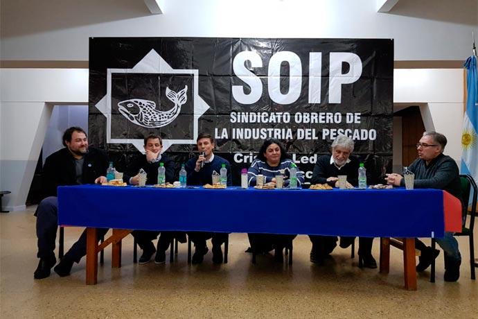 Revista Puerto - Javier Pupi Zanetti en el SOIP 01