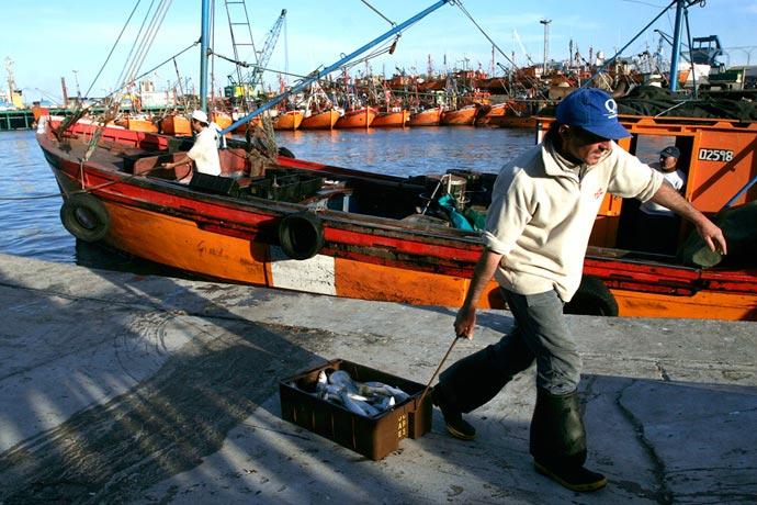Revista Puerto - Lanchas amarillas de Mar del Plata 05