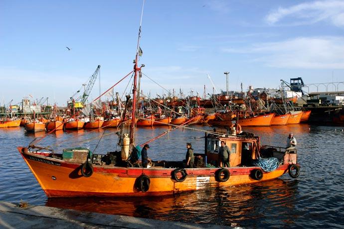 Revista Puerto - Lanchas amarillas de Mar del Plata 06