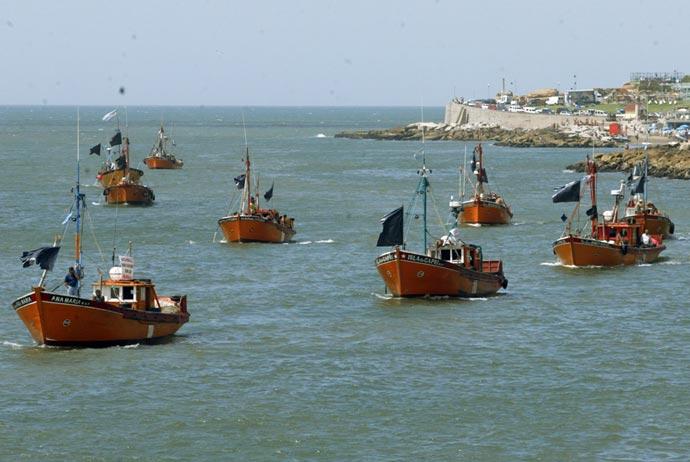 Revista Puerto - Lanchas amarillas de Mar del Plata 08