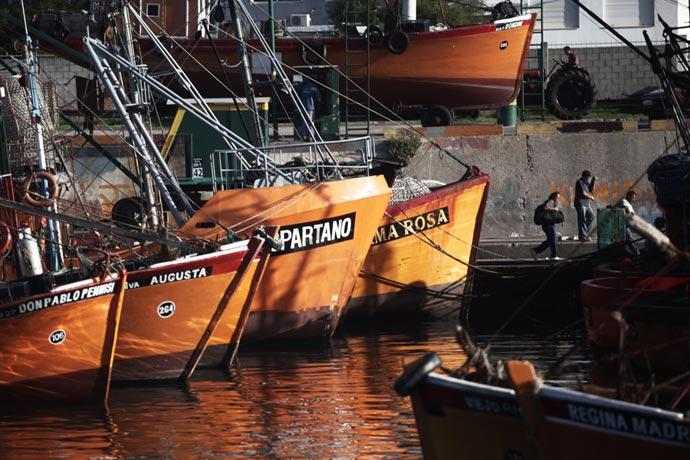 Revista Puerto - Lanchas amarillas de Mar del Plata 14