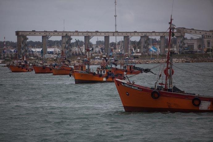 Revista Puerto - Lanchas amarillas de Mar del Plata 18