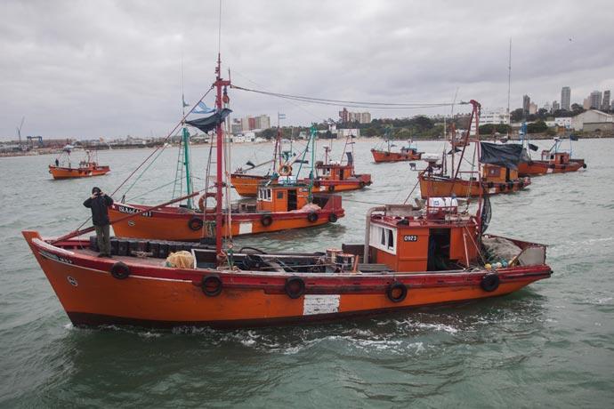 Revista Puerto - Lanchas amarillas de Mar del Plata 20
