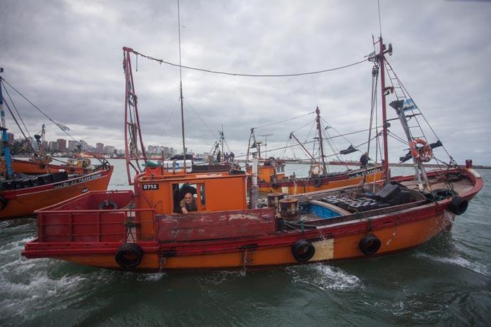 Revista Puerto - Lanchas amarillas de Mar del Plata 21