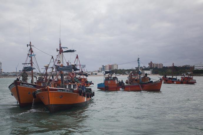 Revista Puerto - Lanchas amarillas de Mar del Plata 22