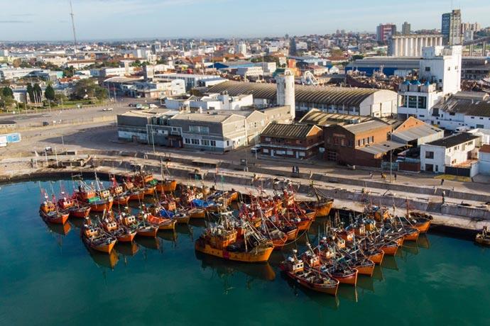 Revista Puerto - Lanchas amarillas de Mar del Plata 24