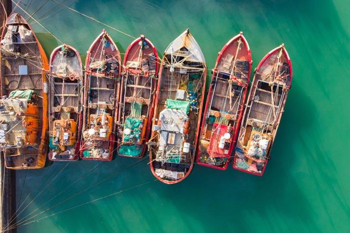 Revista Puerto - Lanchas amarillas de Mar del Plata 26