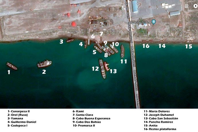 Revista Puerto - Liberaron zona portuaria en Madryn 01