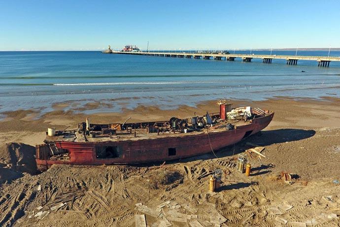 Revista Puerto - Liberaron zona portuaria en Madryn 02