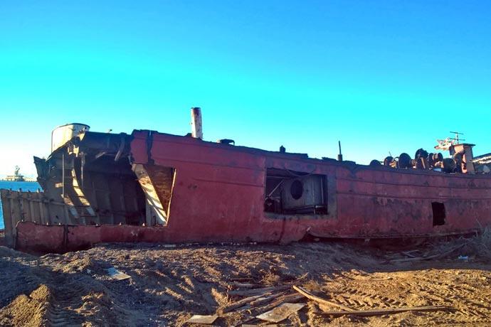 Revista Puerto - Liberaron zona portuaria en Madryn 03