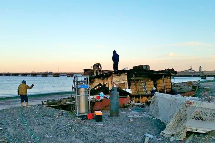 Revista Puerto - Liberaron zona portuaria en Madryn 04