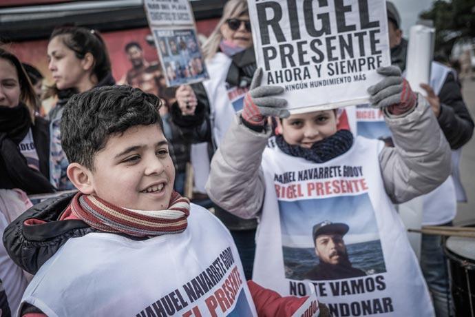 Revista Puerto - Rigel - 2 meses 16