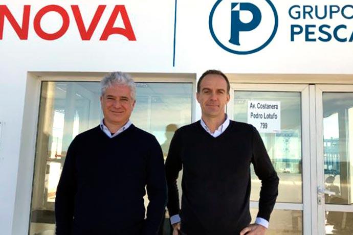 Revista Puerto - David Troncoso y Marcos Osuna - Argenova
