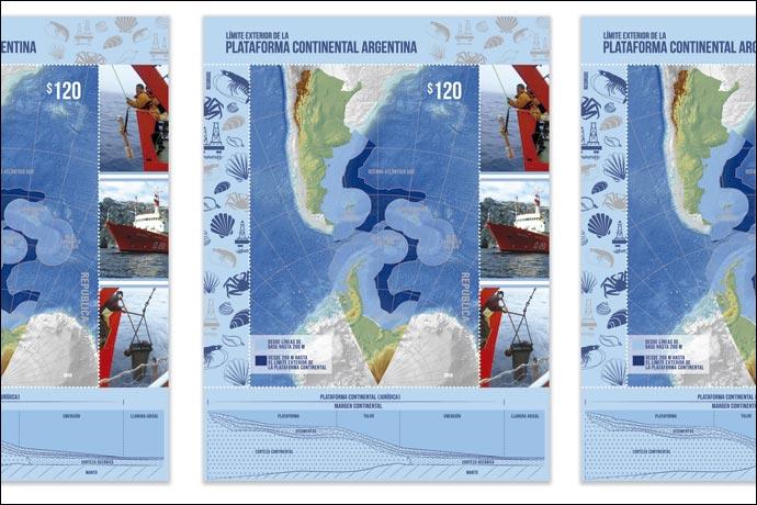 Revista Puerto - Sello postal Copla
